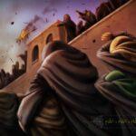 اهل بیت امام حسین (ع) چه زمانی و چطور وارد شام شدند؟