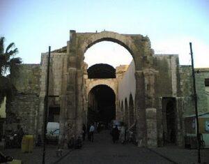 دروازه ساعات
