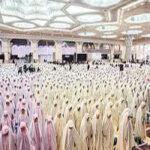 خواندن نماز های واجب در مسجد