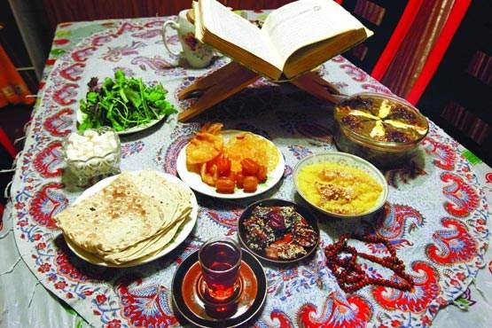 آداب افطاری در ماه مبارک رمضان