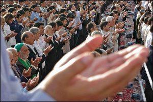 چگونه نماز عید فطر بخوانیم؟