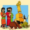 نحوه شرک ورزیدن بت پرستان به خداوند چگونه بود؟