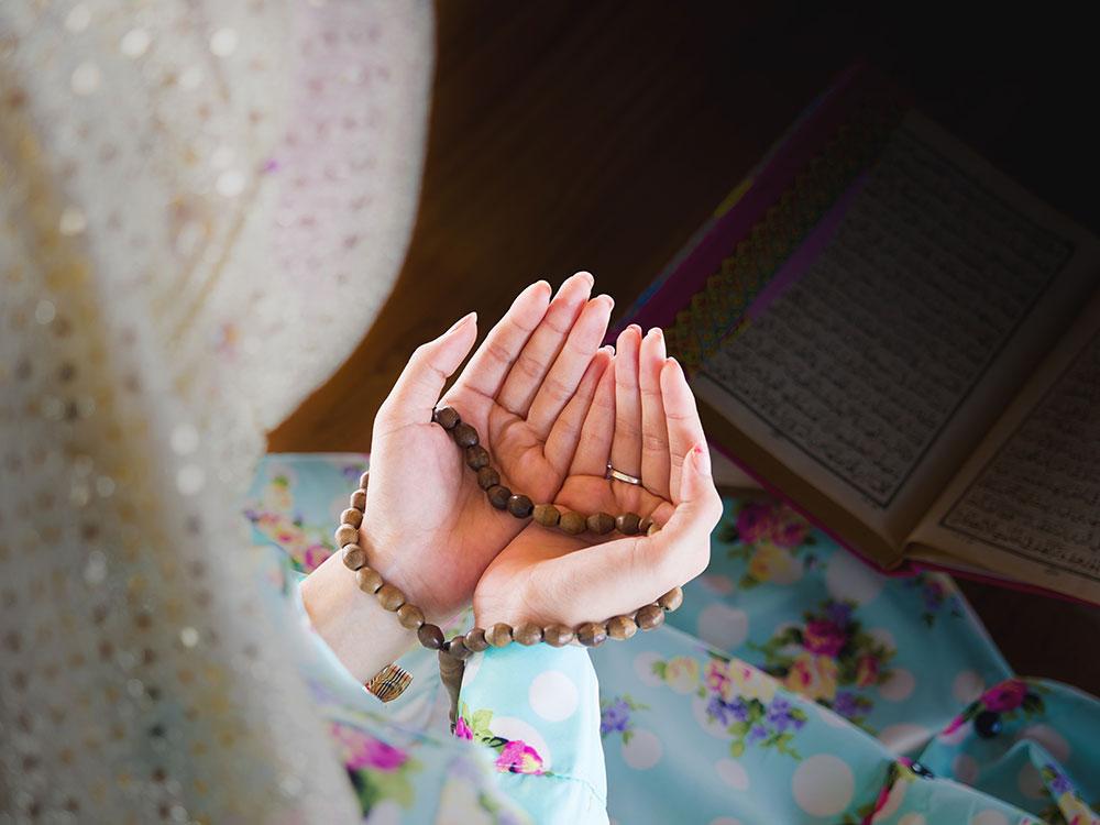 شرط استجابت دعا
