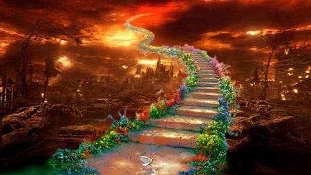 ورود به بهشت