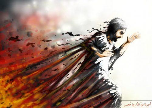 پاک کردن قلب از گناه