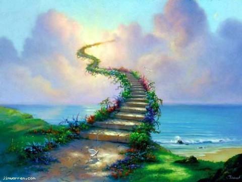 درجات بالای بهشت