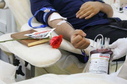 تزریق خون هنگام روزهداری
