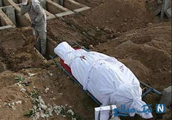 آداب دفن مرده
