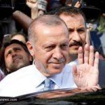 پیروزی «رجب طیب اردوغان» در انتخابات ریاستجمهوری ترکیه