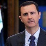 تصاویری جدید از بشار اسد و همسرش