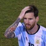 تلخ ترین جشن تولد مسی مهاجم تیم ملی فوتبال آرژانتین
