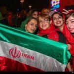 تصاویری از شادی مردم تهران پس از بازی دیدنی تیم ایران و اسپانیا