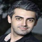 محمدرضا رهبرى و همسرش در سریال «راه و بیراه»