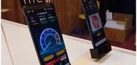 لو رفتن مشخصات و تصاویر اصلی گوشی اچتیسی U12