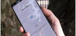 عرضه گلکسی نوت ۹ با سنسور اثر انگشت یکپارچه
