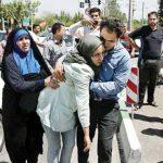 پدر بنیتا کوچولو: مردم نگاه می کردند اما کمک نه!