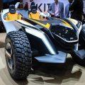 خودروی عجیب و دو زیست هیوندایی در نمایشگاه ژئو ۲۰۱۸