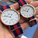 تشخیص ساعت دنیل ولینگتون اصل