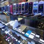 خرید و فروش گوشی های تلفن همراه در بازار تهران متوقف شد