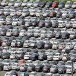 خودروهای مدل ۹۵ در سراشیبی افت قیمت