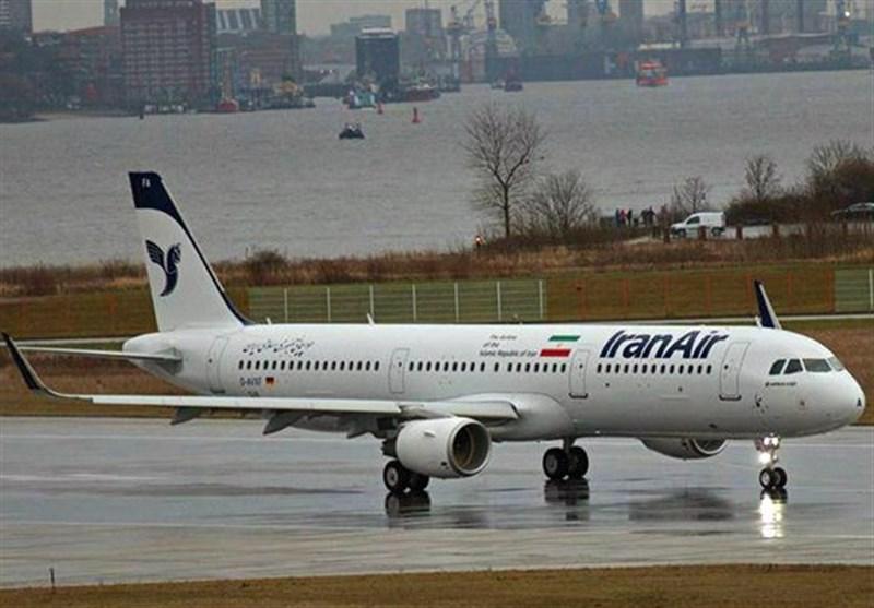 نخستین هواپیمای ایرباس نو