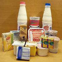 گرانی خودسرانه شیر و لبنیات در بازار + جدول
