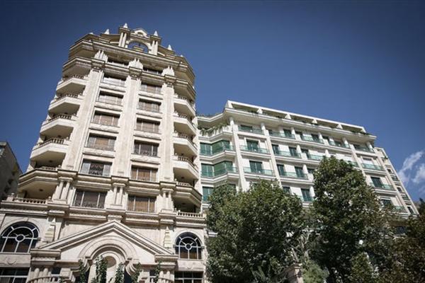 آپارتمانهای تهران