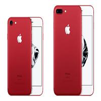 آیفون ۷ قرمز زنگ رسما معرفی شد +تصاویر