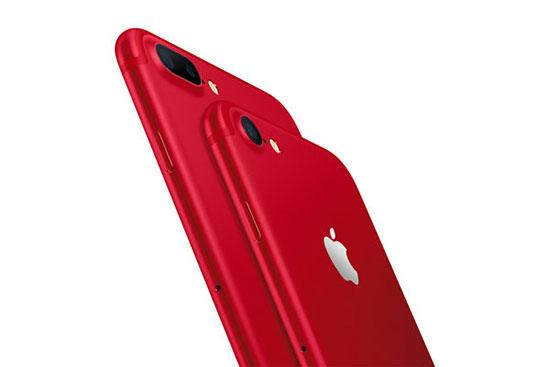 آیفون 7 قرمز رسما معرفی شد