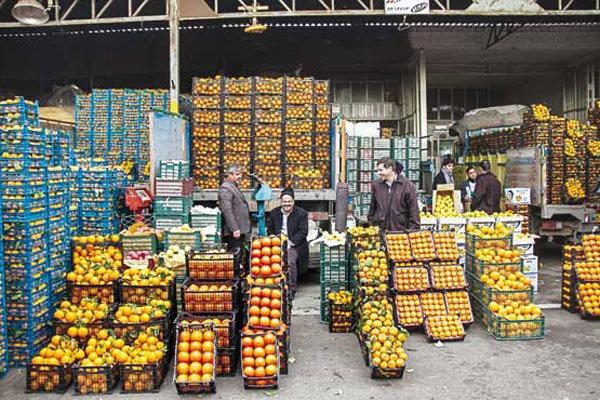 تحولات بازار میوه در آستانه شب عید