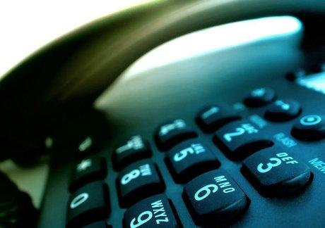 مبلغ قبض تلفنهای ثابت
