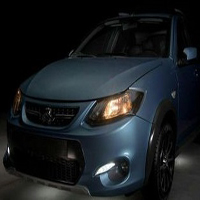 خودرو اتوماتیک سایپا ٣۵ میلیون تومان قیمت خورد +عکس