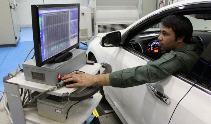 سن معاینه فنی خودروها