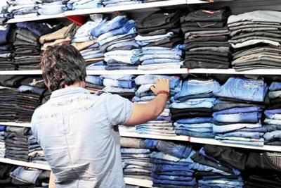 میزان واردات لباس از ترکیه