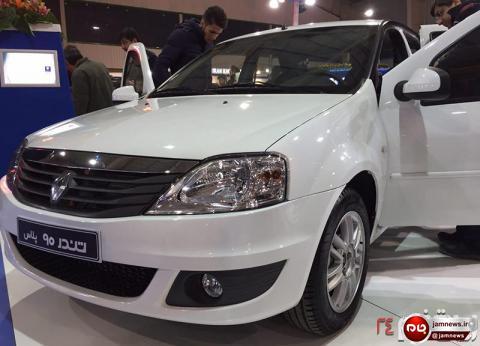 سه محصول مدرن ایران خودرو