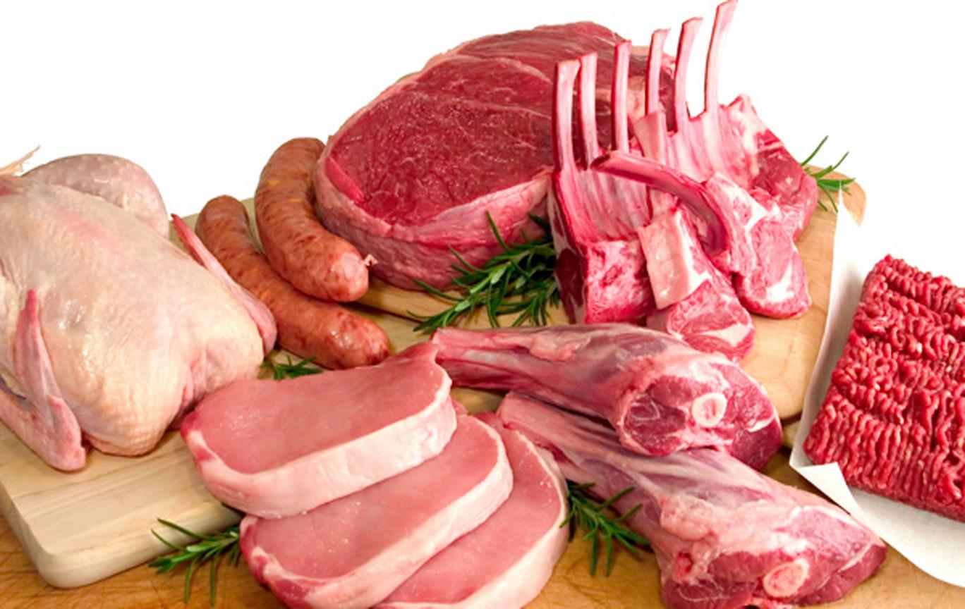 آخرین وضعیت عرضه گوشت قرمز و مرغ