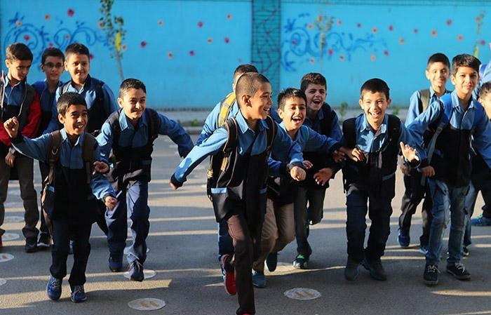 افزایش ۴۰ درصدی سرانه مدارس