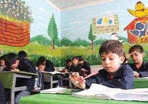افزایش ۴۰ درصدی سرانه مدارس در سال ۹۶