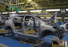 متوقف شدن تولید جند خودروی سواری
