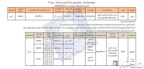فروش اقساطی شاسی بلند ایران خودرو