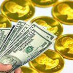 سقوط آزاد قیمت سکه بهار آزادی و طلا در سراشیبی کاهش قیمت