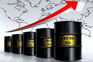 قیمت نفت به بالاترین رقم خود رسید