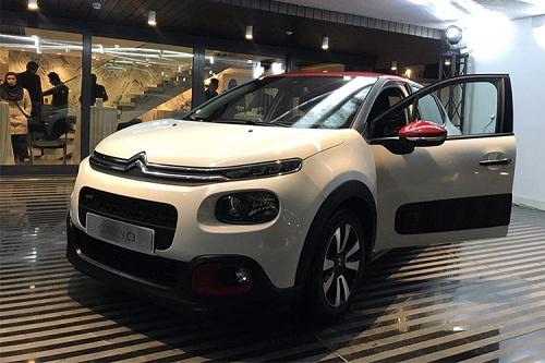 خودرو مشترک سایپا و سیتروئن