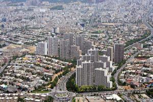قیمت آپارتمان دوخوابه در تهران