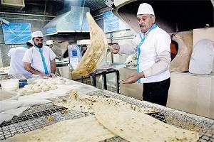 قیمت جدید انواع نان در تهران اعلام شد
