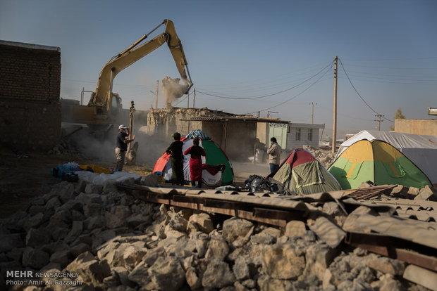 پرداخت وام به زلزلهزدگان