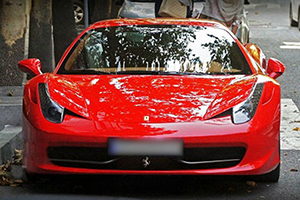 پلاک خودرویی که ۱۲ میلیارد تومان فروخته شد