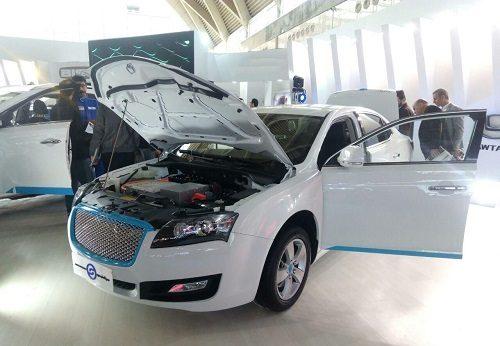 خودرو برقی چینی