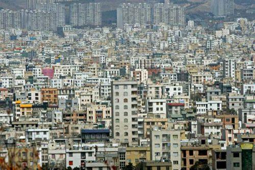 بررسی بازار مسکن در تهران