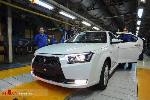 خودرو های جدید ایران خودرو